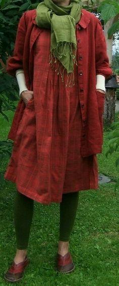 (34) Одноклассники Ausgefallene Mode, Leinen, Tunika, Mode Für Frauen,  Muster a4e32feb75