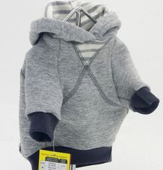 The Boston Dog Hoodie by PoutinePress on Etsy