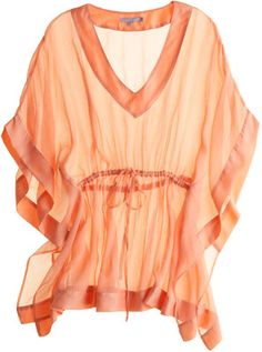 Calypso St. Barth batwing style top....I LOVE it!