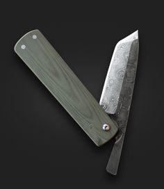 Ivan Campos Knife