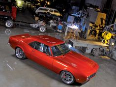 """Thoughts/feelings on """"pro-touring"""" style muscle cars. - KCSR - THE Kansas City Forum"""