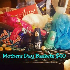 Mother's day baskets this year Divine BABY Baskets (facebook)