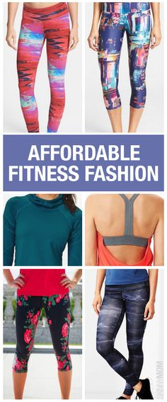 Affordable fitness finds you'll love!