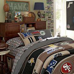 Beau 2012 NFL NFC Quilt + Sham