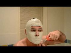 ▶ Video 1/7 How I Made A High Detail Movie Mask - Create A Plaster Cast - By Indie Filmmaker CLWELLS - YouTube
