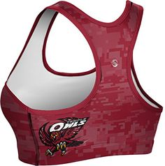 ProSphere Womens Temple University Digital Sports Bra XXL ** Details can be found by clicking on the image.