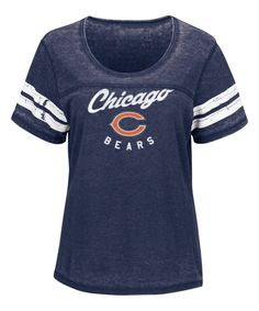 0311ad95b Take a look at this Chicago Bears Double-Stripe Tee - Plus today! Packers