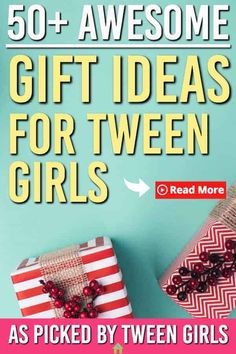 The Best Gift Ideas for Tween Girls, as picked by Tween Girls