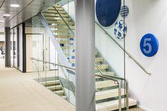Finnair HOTT — Workspace Office Interiors, Transportation, Stairs, House, Travel, Home Decor, Stairway, Viajes, Decoration Home