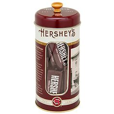 HERSHEY'S Tall Nostalgic Filled Tin