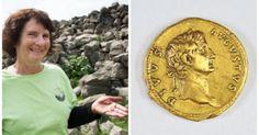#HeyUnik  Uang Logam Langka Berusia 2.000 Tahun Berhasil Ditemukan #Arkeologi #Desain #Ekonomi #YangUnikEmangAsyik