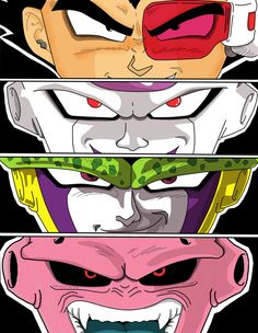 Besides Vegeta, who I don't exactly consider a villain, I think Cell was the best... so far, that is, since I haven't seen all of DBZ, just DBZK and GT, but only because those are the only ones on TV at the moment.