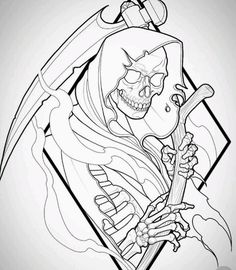 Drawing Skull Tattoo Skeleton Art 49 New Ideas Tatto Skull, Skull Tattoo Design, Tattoo Design Drawings, Skull Art, Tattoo Sketches, Drawing Sketches, Tattoo Designs, Tattoo Ideas, Flash Art Tattoos