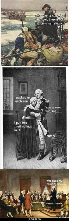 History Of Founding Fathers #lol
