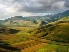 Colorful mountains - OLYMPUS DIGITAL CAMERA