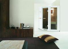Smart Sauna Klafs Fourth Wall, Sauna, Oversized Mirror, Walls, Wellness, Furniture, Bathroom, Home Decor, Washroom