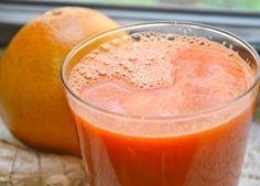 Super anti-inflammatory Turmeric Sunshine Juice! #yummy