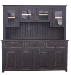 Large kitchen Hutch