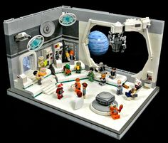 of the best custom LEGO Star Wars creations featured on The Brothers Brick Lego Design, Lego Krieg, Lego Mechs, Lego Minifigs, Lego Star Wars, Lego Space Station, Legos, Lego Knights, Lego Spaceship