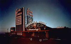 Sahara replaced Club Bingo in 1952.