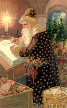 Victorian Father Christmas (Christmas 2008) - christmas Photo