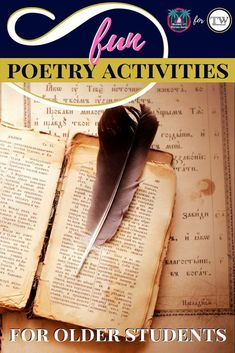 7 Poetry Activities Students Love — TeachWriting.org