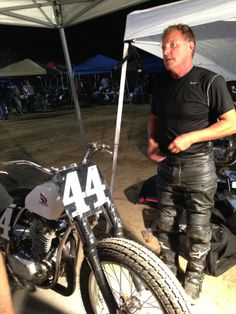 Flat Track Racing Caruthers District Fair