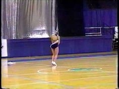 1999 NBTA Baton Twirling National Championship at University of Notre Dame.