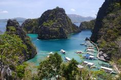 """"""":)"""" by TravelPod blogger marco-2010 from the entry """"Coron"""" on Monday, May 16, 2016 in Coron , Philippines Les Philippines, Coron, Blog Entry, River, Outdoor, Outdoors, Outdoor Games, The Great Outdoors, Rivers"""