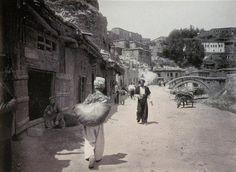 Kurdistan life in past, ca. 1910