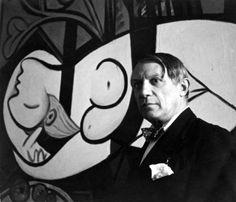 Pablo Picasso by Cecil Beaton