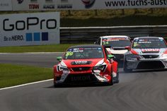 TCR International Series. Austria. Gopro, Austria, Racing, Vehicles, Car, Automobile, Auto Racing, Lace, Cars