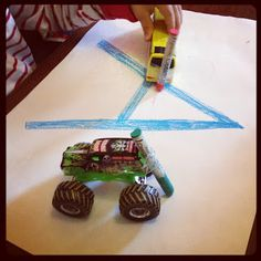 Hupsutteluja: A niinku auto / Crayon Cars!
