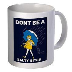 I take my coffee with milk, sugar, and a splash of humor.