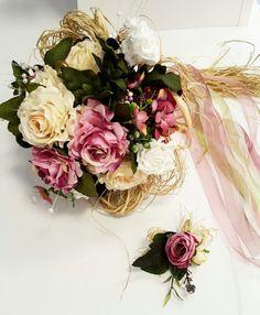 Gelin çiçeği ve damat yaka çiçeği