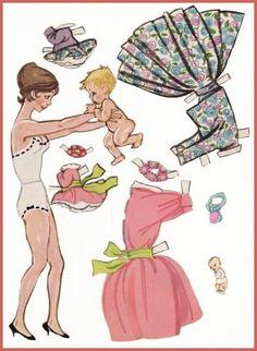 Dorte Kortzau `s version of the baby and nurse
