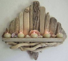 Driftwood Love!!  Posted by Woodworking Enthusiasts on Facebook...