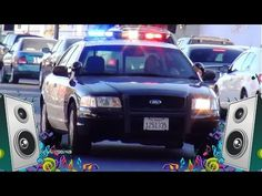 Hurry Hurry Drive the Police Car Song for Children | Nursery Rhymes for Kids | Police Car Song - YouTube