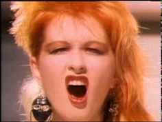 Cyndi Lauper - Girls just want to have fun (HD)