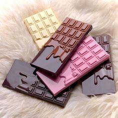 Шоколадные палетки теней от Английского бренда I❤️makeup