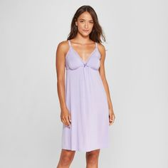 e3dd58e86a08a Women's Nursing Sleep Chemises - Gilligan & O'Malley Violet Tulip XL  Color:
