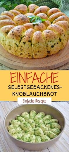 Zutaten: 250 ml wasser, warm 2 el zucker 1 tl trockenhefe 2 tl salz + salz zum w… Ingredients: 250 ml warm water 2 tbsp sugar 1 tsp dry yeast 2 tsp salt + salt for seasoning 1 tbsp olive oil + 50 ml 370 g flour Baked Garlic, Garlic Bread, Dry Yeast, Ground Beef Recipes, Finger Foods, Food Inspiration, Food Porn, Dinner Recipes, Good Food