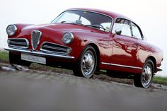 1962 Giulietta Sprint