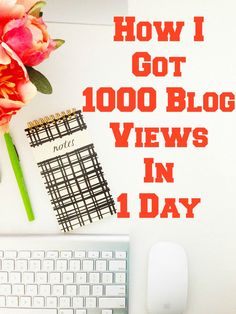 1000 blog views Facebook has never been a strong traffic driving force towards my blog. This is because Facebook gives exposure to only 3% of the fan pagelikers. So the question is 'How I Got 1000 Blog Views in 1 Day'?