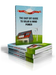 Alternative Energy Solutions These fantastic guide will enable you to build your own solar panels,wind turbines and many more tips to save on your energy bills #greenpower.