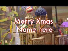 Last minute Christmas idea - Customizable Christmas Holiday Season Video https://gum.co/LmywF #christmas