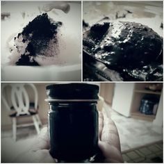 DIY Natural Toothpaste with Activated Coconut Charcoal – PetalDew