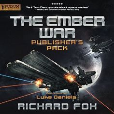 cool The Ember War | Richard Fox | AudioBook Free Download
