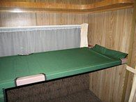 Glory Shelf Bed Frame