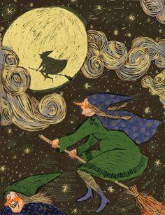 Tres veces Miranfú : Siete brujas y más
